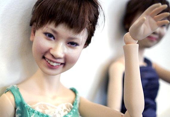 Japan Clone Factory dolls