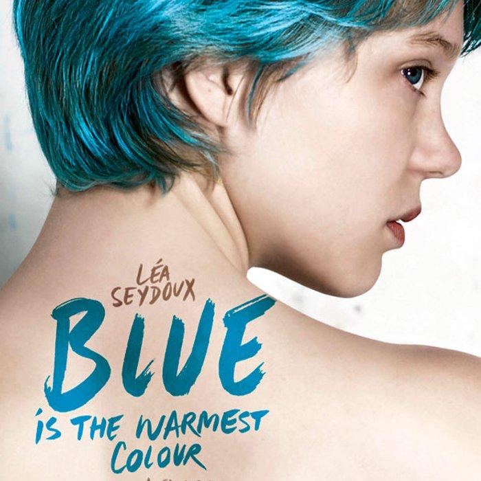 La Vie D'Adele, or Blue is the Warmest Colour