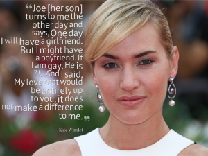 Kate Winslet equality
