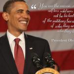 Barack Obama equality