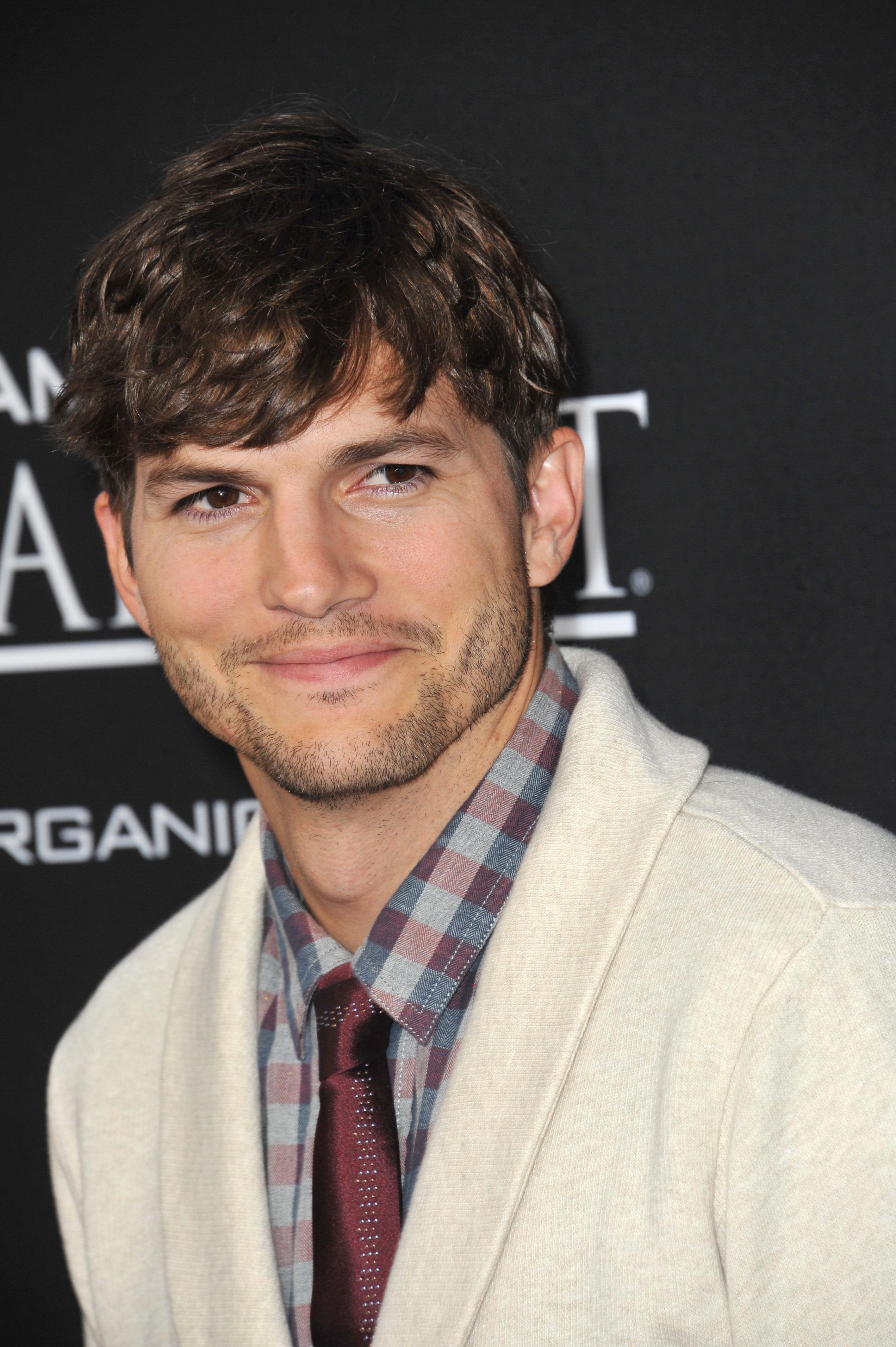 Ashton Kutcher vs. Walmart