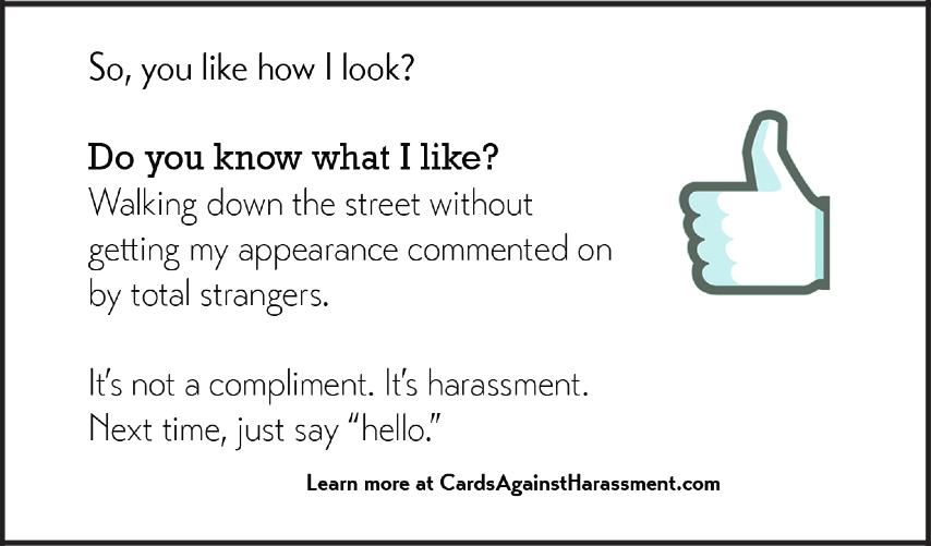 Cards Against Harassment