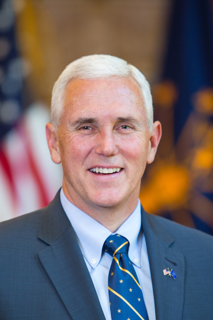 Mike Pence religious freedom law