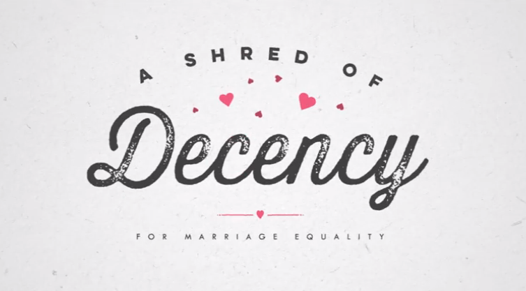 A Shred of Decency Brilliantly Turns Hate into Love