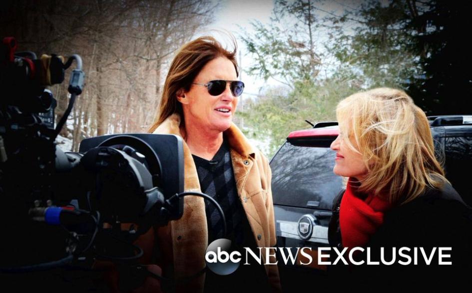 Bruce Jenner Interview Draws Huge Ratings