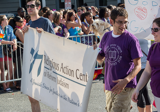 Reform Judaism Adopts Sweeping Policies on Transgender Rights