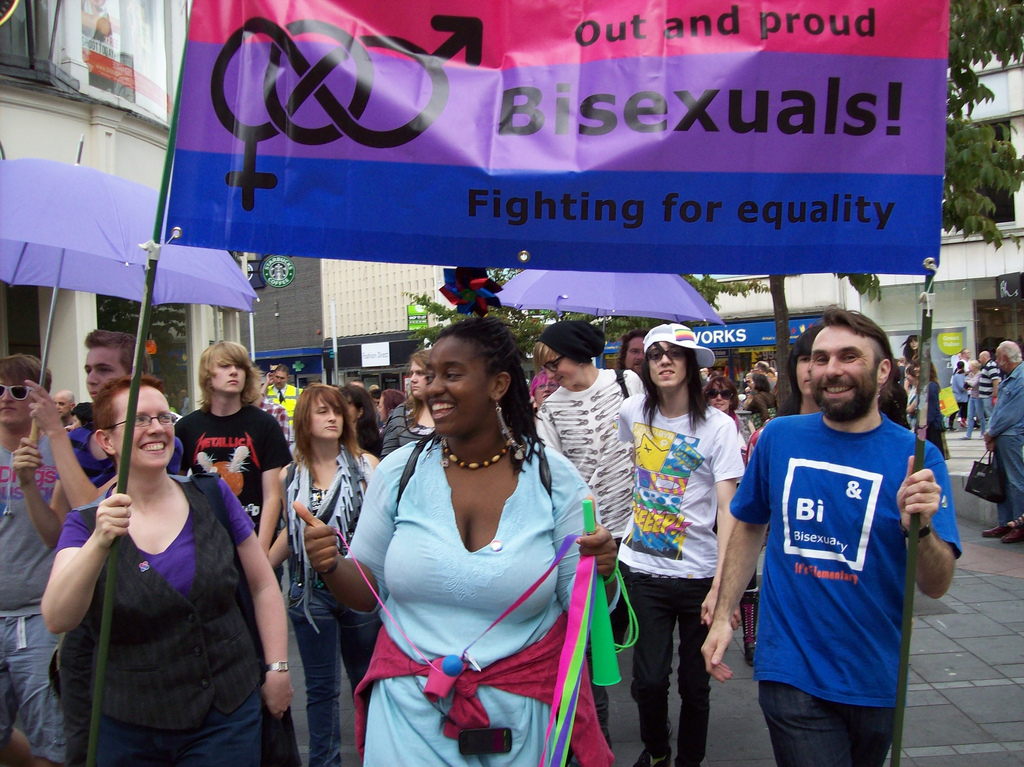 The Delight of Being A Complex and Passionate Bisexual