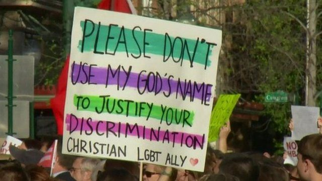 Mississippi Governor Phil Bryant has denied same-sex couples their right to due process and their civil liberties.