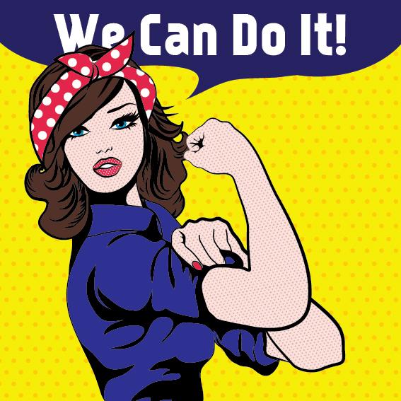 5 Mantras for Female Empowerment
