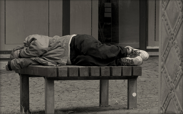 Life as a Homeless LGBT Youth