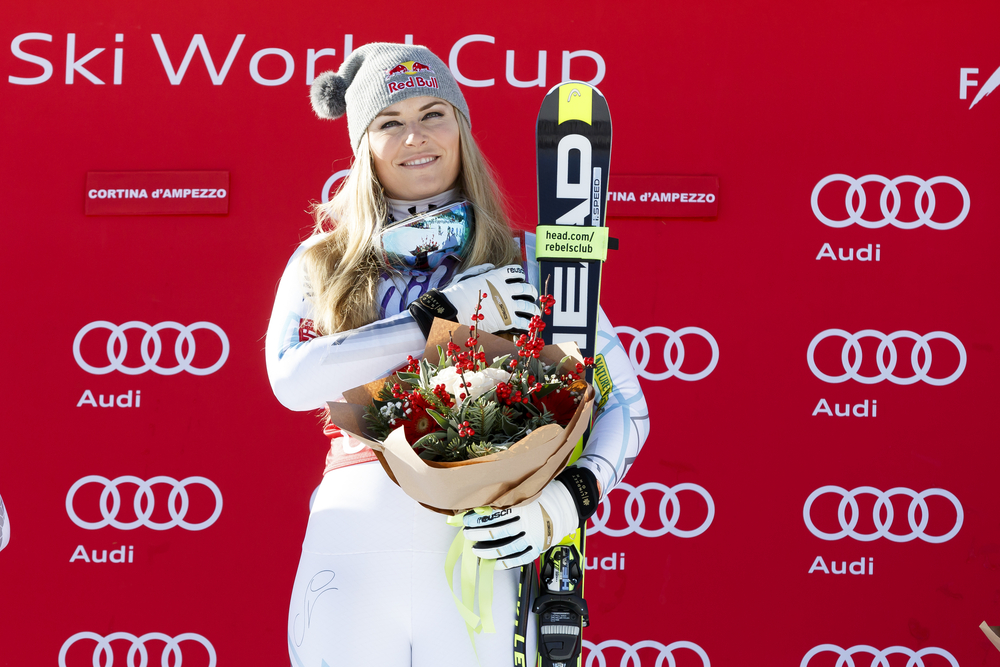 Breaking Up the Boys' Club: Lindsey Vonn to Race Against Men?