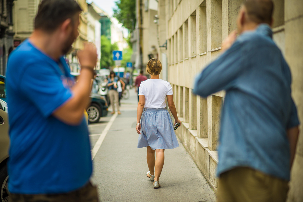 How Bad is the Street Harassment Epidemic? Take a Look