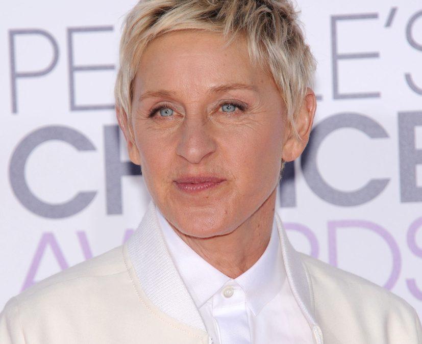 Ellen DeGeneres Forgives Kevin Hart for Past Homophobic Remarks