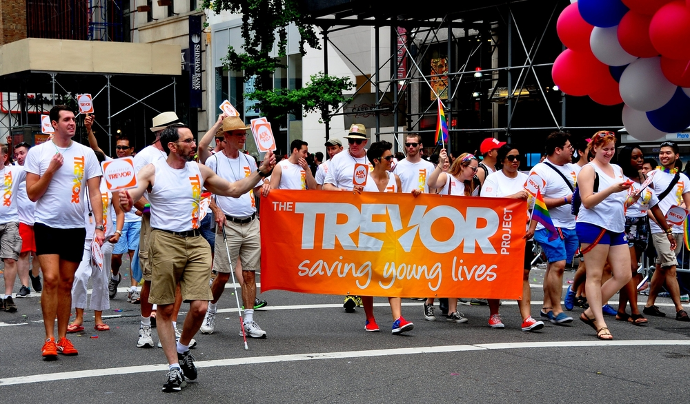 The Trevor Project Now Offers 24/7 Text & Chat Services