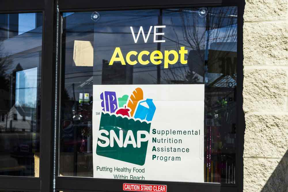 SNAP benefits image