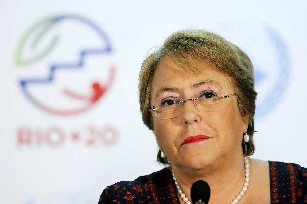 U.N. Human Rights Chief Calls for End to Sanctions Amid Pandemic