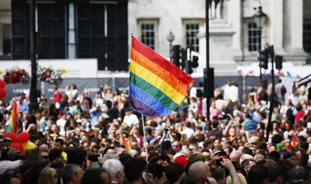 Pride fest in U.K.