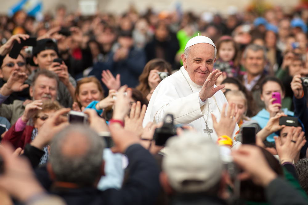 Pope Francis LGBTQ rights same-se civil unions