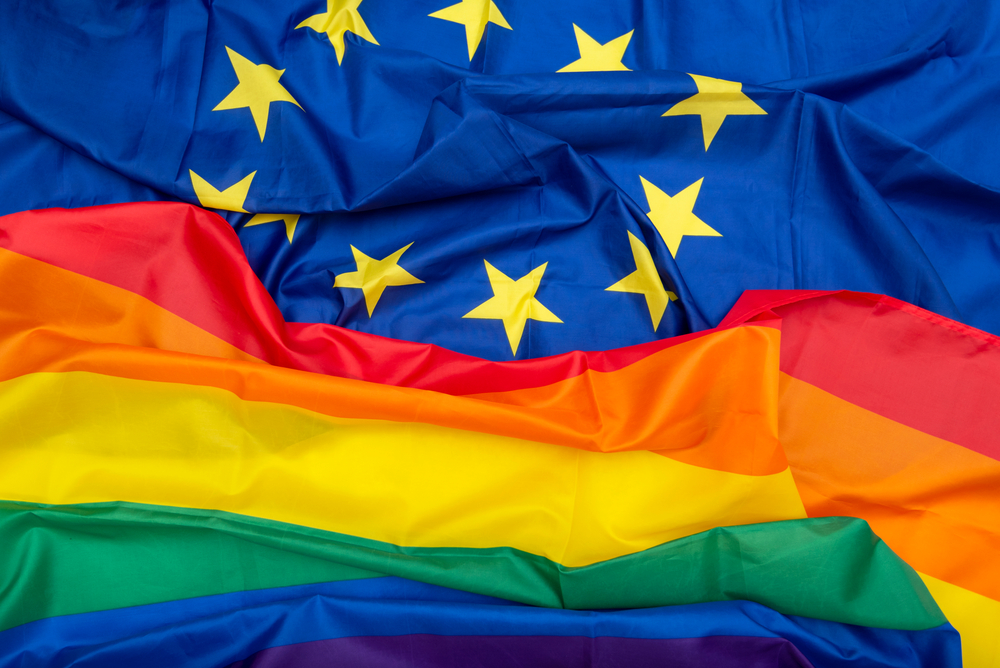 "Europe declared a ""freedom zone"" for LGBTIQ people"